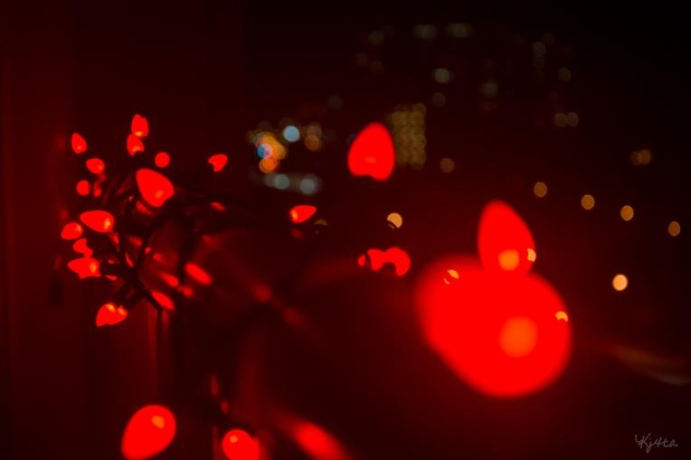 Lights Red