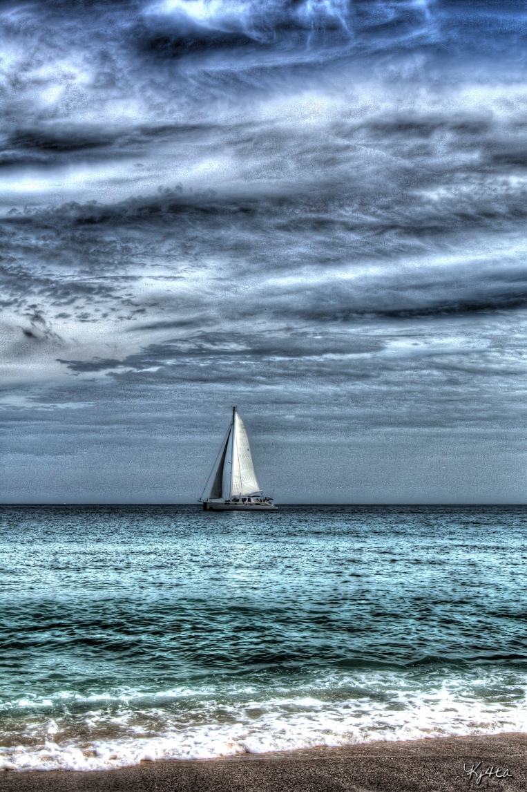 Sailing In HDR