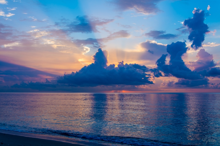 Sunrise Sail VI
