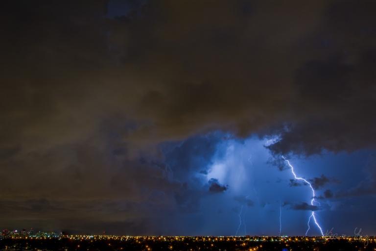 Ft. Lauderdale Thundery